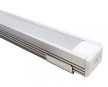 Алюминиевый профиль для светодиодных лент PDS-S-2000