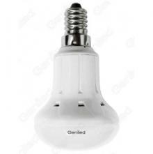 светодиодная лампа E14 в виде гриба (R63)