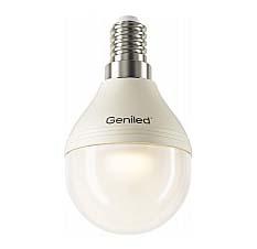 Светодиодная лампа с цоколем E14 в виде шарика (G45)