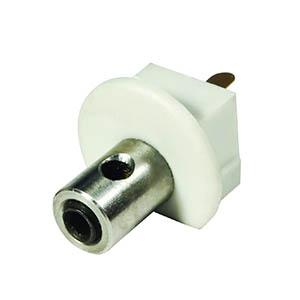 Кондукторная заглушка для подвесного крепления на трос или на штангу