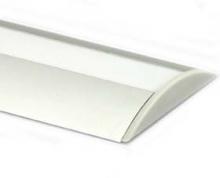 Накладной алюминиевый профиль для порогов