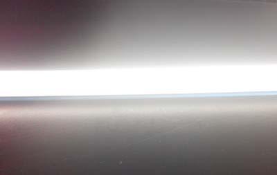 Профиль алюминиевый 2121 (265) ANOD SQUARE с лентой SMD3014 240LED