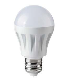 Светодиодная лампа с колбой А55