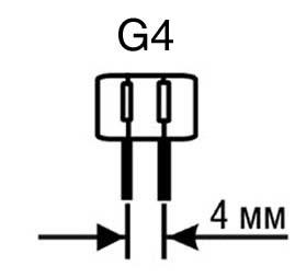 Цоколь G4