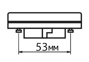 Цоколь GX53