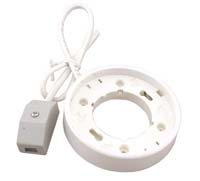 Патрон (светильник) с цоколем GX53