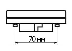 Цоколь GX70